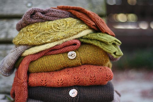 Botanical Knits Trunk Show